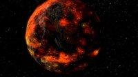 Рождение Луны