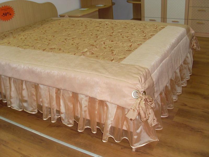 Как сшить самой красивое покрывало на кровать 88